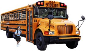 school-bus-with-child-1431211